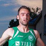 Trener Aleš Lindič