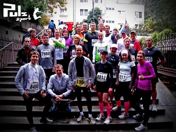 Blaževa maratonska izkušnja