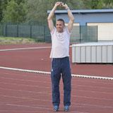 Trener Uros Verhovnik